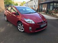 TOYOTA PRIUS 2010 MODEL VERY NICE CLEAN CAR WARRANTED MILES HPI CLEAR FULLY LOADED FULL HISTORY