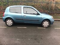 Renault Clio full service history only73000 miles