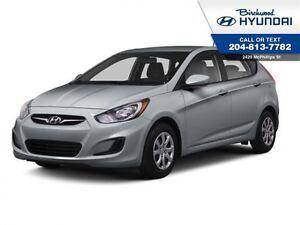 2013 Hyundai Accent GL *Heated Seats Bluetooth *Cruise