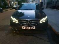 Mercedes e220 amg night edition
