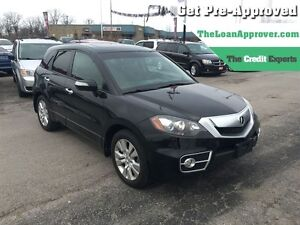 2011 Acura RDX Tech Package * NAV * LEATHER *ROOF *CAM HTD PWR S London Ontario image 1