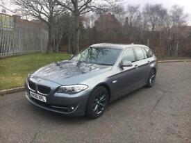 2011/60 BMW 520D✅SE TOURER✅MINT CAR✅FULL LEATHER✅CHEAPEST IN UK