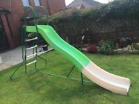 Large Garden Children's Slide