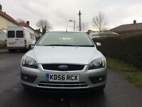 Ford Focus, TDCi, 1.8, silver (open to sensible offers)