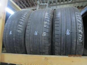 245/50R18 3 ONLY MATCHING PIRELLI A/S TIRES