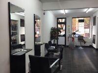 Salon Chair and Room Rental