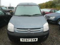 CITROEN BERLINGO 600 HDI ENTER 75 2007