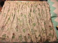 Sheridan vineyard print curtains (330x137)