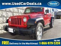 2009 Jeep WRANGLER UNLIMITED Rubicon V6 4X4 Fully Equipped Alloy