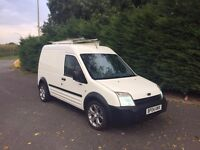 Ford Connect Van With Extras for Comfort
