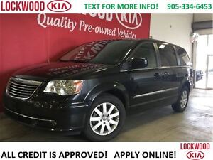 2014 Chrysler Town & Country Touring - ONE OWNER, NO ACCIDENT'S