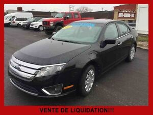 2012 Ford FUSION FWD FWD