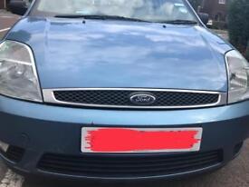 Ford Fiesta GHIA 1.6 2003