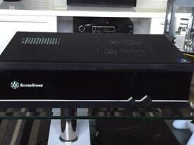Mini ITX media case & 300W PSU
