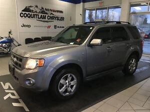 2008 Ford Escape Limited Loaded Leather Sunroof