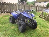150 cc automatic quad