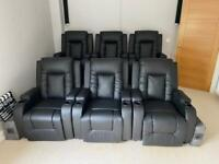 Cinema chairs x6