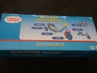 Thomas and friends myfirst tri scooter new boxed £14