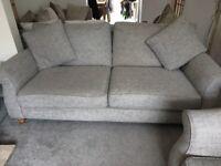 Next Ashford Sofas x 2