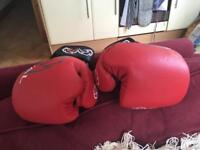 Rival Sparring Boxing Gloves