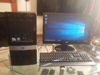 HP Pro 3120 PC - Excellent condition