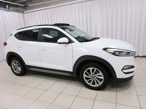 2018 Hyundai Tucson AN EXCLUSIVE OFFER FOR YOU!!! AWD SUV w/ BAC