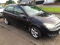 Vauxhall Astra 1.8 SRI, MOT October, 96000 miles, 17' Alloy Wheels, CD player, good runner