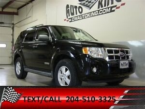 2008 Ford Escape XLT / LOW KMS./  All Wheel Drive / Financing