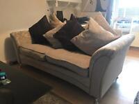 3 Seater Sofa - Fantastic Condition - Like Laura Ashley