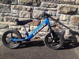 STRIDER kid's balance bike