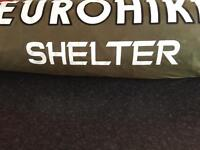 Eurohike shellter excellent condition