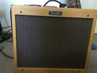 As New Fender Blues Junior Valve Amplifier