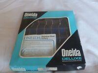 Oneida Deluxe Mozart coffee spoons