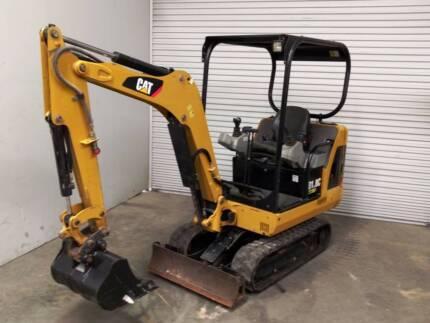 Caterpillar 301.8C 1.8t Mini Excavator s/n -961