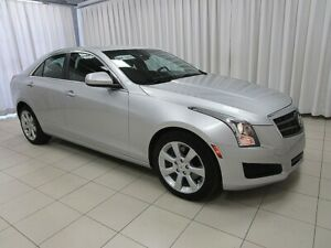 2014 Cadillac ATS 4 AWD 2.0T TURBO SEDAN. PERFORMANCE AND LUXURY