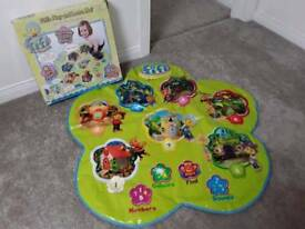 Toddler musical mats