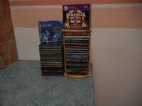 Kareoke discs CD+G.