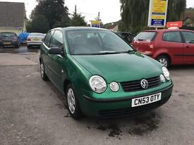 GREAT FIRST CAR! NEW LOWER PRICE VW POLO 1.2 Green