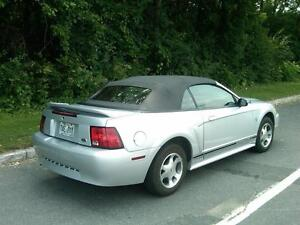 MUSTANG 2000 CONVERTIBLE - $6495 (Rigaud West Island Greater Montréal image 5