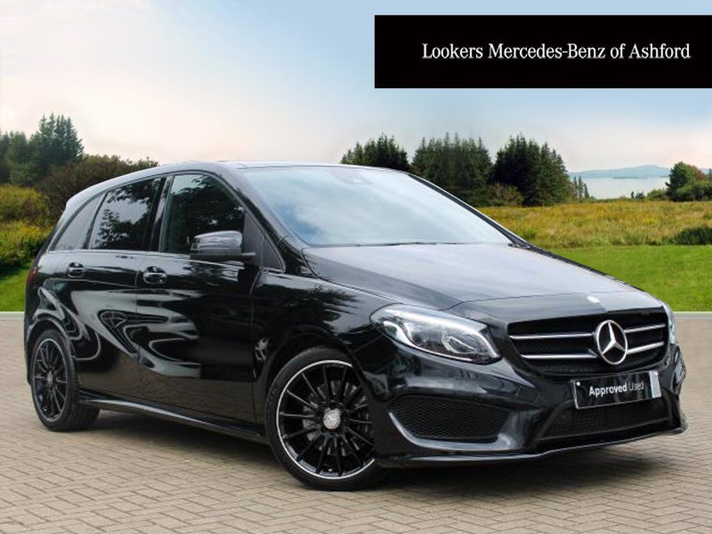 mercedes benz b class b200 cdi amg line premium plus black 2015 05 12 in ashford kent gumtree. Black Bedroom Furniture Sets. Home Design Ideas