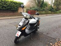 2012 DIRECTBIKES 50cc SCOOTER 12 MONTHS MOT DELIVERY AVAILABLE