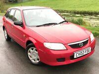 2002 Mazda 323 1.6Gxi
