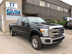 2015 Ford F-350 XLT Crew Cab Long Box 4X4 Gas