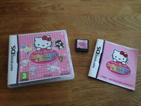 Nintendo DS Game - Hello Kitty and Friends