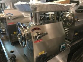 CATERING COMMERCIAL BRAND NEW 22 SIZE MEAT MINCER GRINDER FAST FOOD RESTAURANT COMMERCIAL KITCHEN