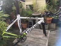 T Trial bike..