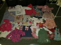 18-24 month girls clothing bundle