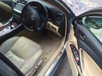Lexus IS250 2007,auto,NAV,rear camera