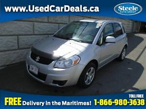 2012 Suzuki SX4 JA Auto Fully Equipped Alloys