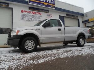 2011 Ford F-150 XL 4X4 ONLY 51K!!!